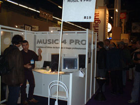 Music 4 Pro SATIS